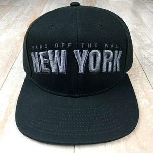 Vans Home Team NYC Snapback